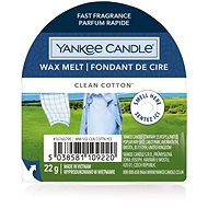 YANKEE CANDLE Clean Cotton, 22g - Aroma Wax