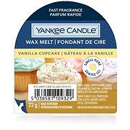YANKEE CANDLE Vanilla Cupcake 22 g - Vonný vosk