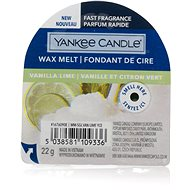 YANKEE CANDLE Vanilla Lime, 22g - Aroma Wax