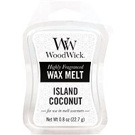 WOODWICK Island Coconut 22,7 g - Vonný vosk