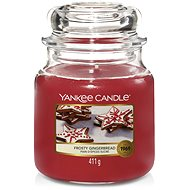 YANKEE CANDLE Frosty Gingerbread 411 g
