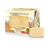 YANKEE CANDLE Christmas cookie 12× 9,8 g - Svíčka