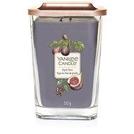 YANKEE CANDLE Fig and Clove 552 g - Svíčka