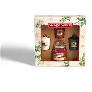 YANKEE CANDLE Candle Set 4 Pcs - Gift Set