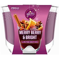 GLADE W20 Merry Berry & Bright 224g - Candle