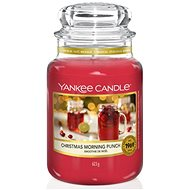 YANKEE CANDLE Christmas Morning Punch 623g - Candle