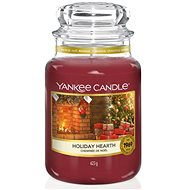 YANKEE CANDLE Holiday Hearth 623g - Candle
