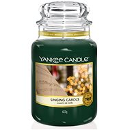 YANKEE CANDLE Singing Carols 623 g - Svíčka