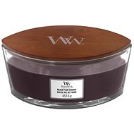 WOODWICK Black Plum Cognac 453 g