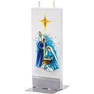FLATYZ Nativity Scene 80g - Candle