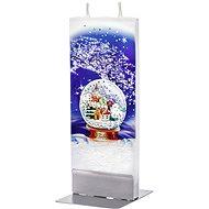 FLATYZ Snow Globe 80 g - Svíčka
