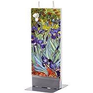 FLATYZ Van Gogh Irises 80 g - Svíčka