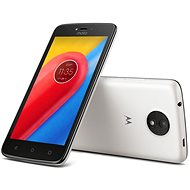 Motorola Moto C White - Mobilní telefon