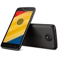 Motorola Moto C LTE Black - Mobilní telefon