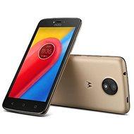 Motorola Moto C LTE Gold - Mobilní telefon