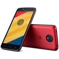 Motorola Moto C LTE Red - Mobilní telefon