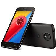 Motorola Moto C Plus Black - Mobilní telefon