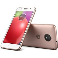 Motorola Moto E4 Gold - Mobilní telefon