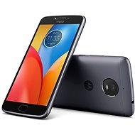 Motorola Moto E4 Plus Iron Gray - Mobilní telefon