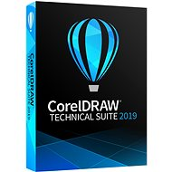 CorelDRAW Technical Suite 2019 Business (elektronická licence) - Grafický software