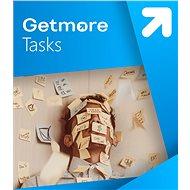 Getmore Úkoly a sdílené task listy (elektronická licence)