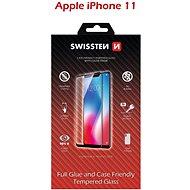 Swissten Case Friendly pro iPhone 11 černé - Ochranné sklo