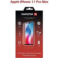 Swissten Case Friendly pro iPhone 11 Pro Max černé - Ochranné sklo
