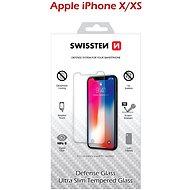 Ochranné sklo Swissten pro iPhone X/XS