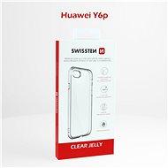Swissten Clear Jelly pro Huawei Y6p - Kryt na mobil
