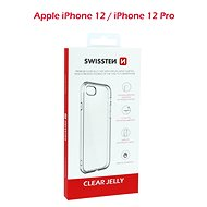 Swissten Clear Jelly pro Apple iPhone 12/iPhone 12 Pro
