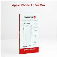 Swissten Clear Jelly pro Apple iPhone 11 PRO MAX