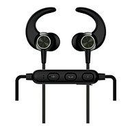 Swissten Active černá - Bezdrátová sluchátka