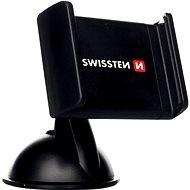 Swissten B1 držák na sklo nebo palubní desku