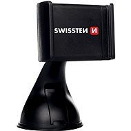Swissten B2 držák na sklo nebo palubní desku