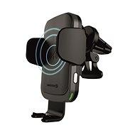 Držák na mobilní telefon Swissten W2-AV5 držák s bezdrátovým dobíjením do ventilace