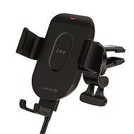 Swissten GW1-AV5 gravity držák s bezdrátovým nabíjením do ventilace auta - Držák na mobilní telefon
