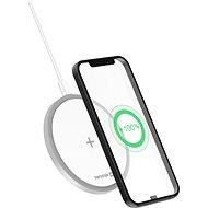 Swissten Wireless 15W bílá - Bezdrátová nabíječka