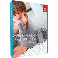 Adobe Photoshop Elements 2020 ENG WIN/MAC (BOX) - Grafický software