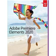 Adobe Premiere Elements 2020 CZ WIN (BOX) - Grafický software