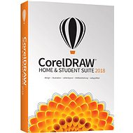 CorelDRAW Home & Student Suite 2018 - Grafický software