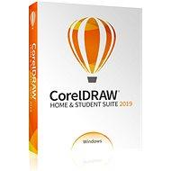 CorelDRAW Home & Student Suite 2019 (BOX) - Grafický software