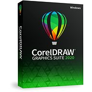 CorelDRAW Graphics Suite 2020 Win CZ (BOX) - Grafický software