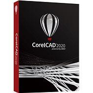 CorelCAD 2020 Upgrade (elektronická licence) - CAD/CAM software