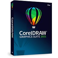 CorelDRAW Graphics Suite 2021 Mac (BOX) - Grafický software