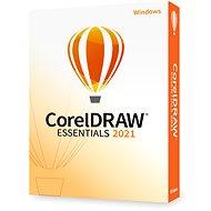 CorelDraw Essentials 2021 (BOX) - Grafický software