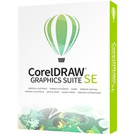 CorelDRAW Graphics Suite SE 2 CZ/PL (BOX) - Grafický software