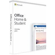 Microsoft Office 2019 Home and Student ENG (BOX) - Kancelářská aplikace