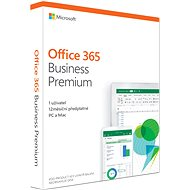Microsoft Office 365 Business Premium Retail CZ (BOX) - Office