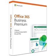 Microsoft Office 365 Business Premium Retail EN (BOX) - Office
