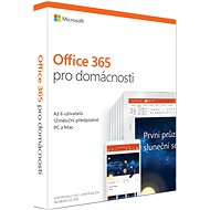 Microsoft Office 365 for Home CZ (BOX) - Office